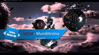 MCM MundiAnima (official Lyrics )