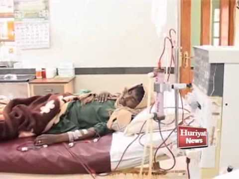Huriyat News | Badin: Ghulam Rasul is Kidney Patient