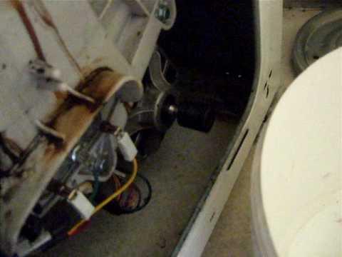 waschmaschine lagerschaden washing machine bearing failure lg test youtube. Black Bedroom Furniture Sets. Home Design Ideas