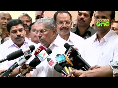 Kunjalikutty's statement a joke, says Vayalar Ravi