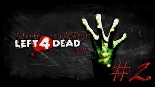 [Coop] Left 4 Dead. Серия 2 - Зомби в лесу.