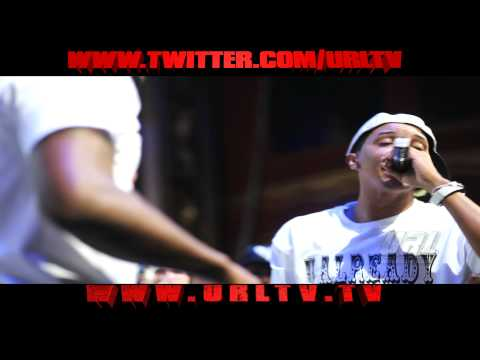 SMACK/ URL Presents Hitman Holla vs Holla Da Don