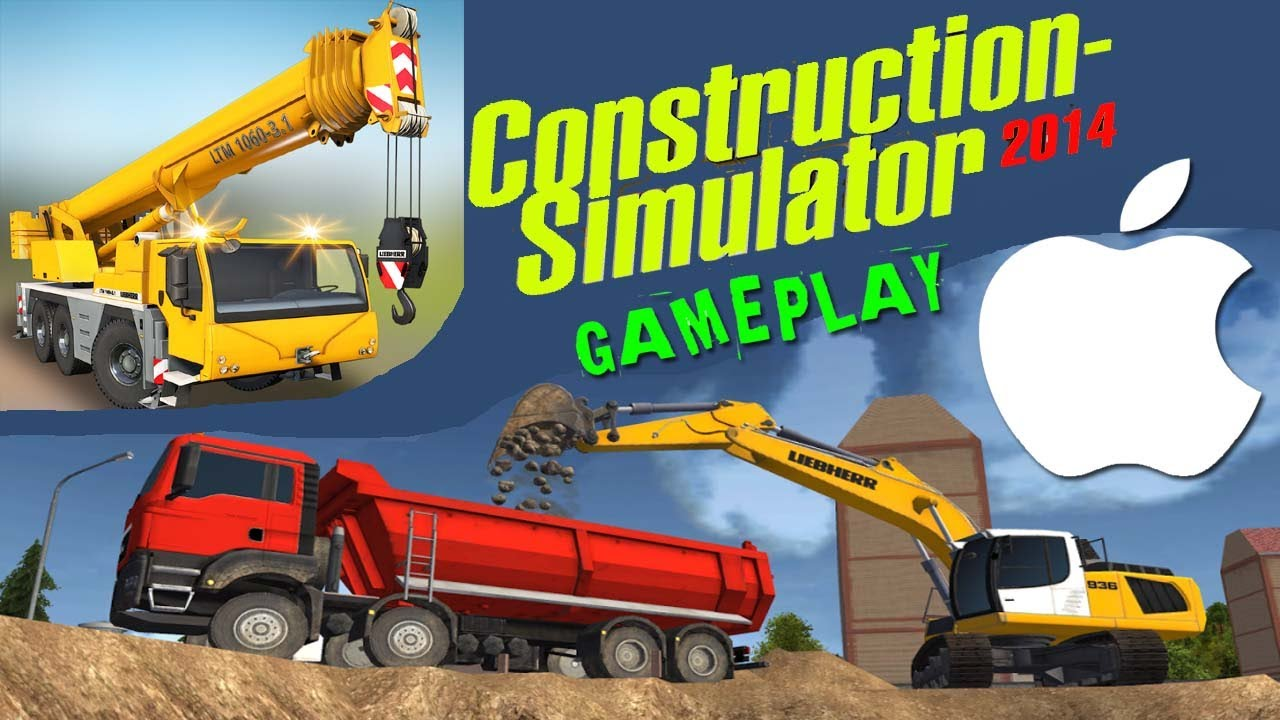 CONSTRUCTION SIMULATOR 2014 android game Review