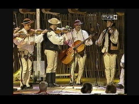 Tradycyjna muzyka góralska Kieby nos tu było kapela Stanisława Pietrasa Bukowina i kapela CK Galicja
