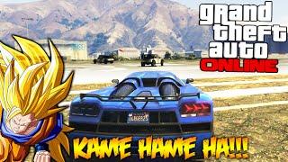 KAME HAME HA DE SUSCRIPTORES!! GTA ONLINE Epico En La