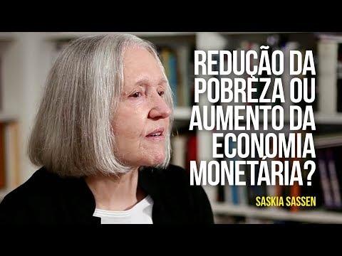 Redução da pobreza ou aumento da economia monetária?
