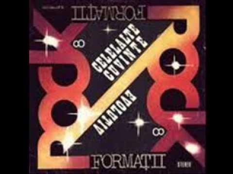 CELELALTE CUVINTE - FULL(1/2) - FORMAŢII ROCK 8 - 1984