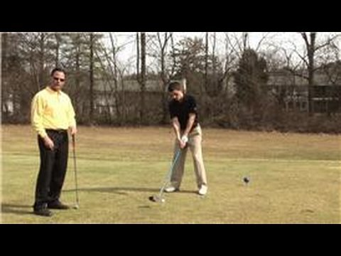 Golf Tips : How to Hit a Golf Ball 300 Yards