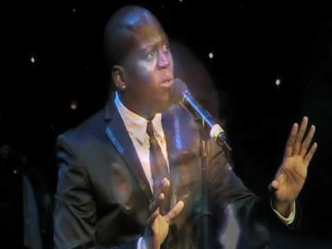 Tituss BURGESS sings Meadowlark