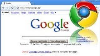 Descargar Google Chrome 2013 Ultima Version Gratis En