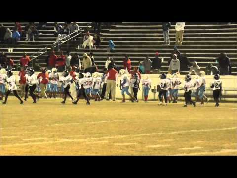 Columbus Youth Football Peanut Bowl 2013 10yo (Part 2 of 3)
