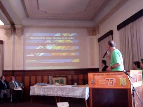Ode e Hino à ESALQ - Prof. Zilmar Ziller Marcos