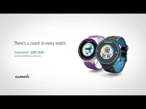 Garmin Presents -- The Long Run: Forerunner 220 and 620
