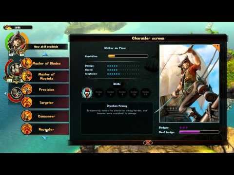 Новая игра Pirates of Black Cove от Nitro Games в Steam