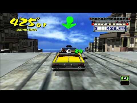 Crazy Taxi возвращается в ноябре 2010-го!