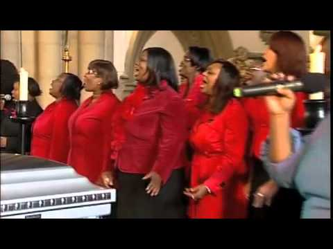 Homegoing Service - Hildea Campbell and the Ruach Ministries Choir