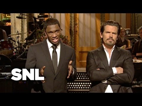 Josh Brolin Monologue: Men In Black 3 - Saturday Night Live