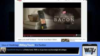 """WayTech Ep. #8 """"Patineta Huvr fake, Sony Z1 Y Gratis PSVita, Carplay"""""""