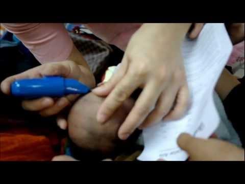 Nasrulhaq - Cukur Rambut ♥14.08.2011♥ Part 1