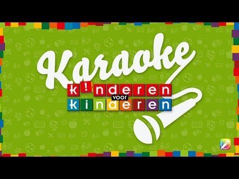 Zing mee met de nieuwe Kinderen voor Kinderen Karaoke!