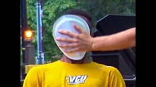 Cake In The Face Prank