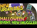 NEW UPDATE NEW HALLOWEEN EVENT NEW SMUGGLER CAMP Last Day On Earth Survival Update