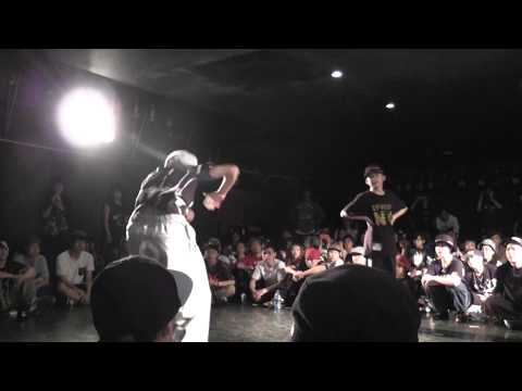 2014.5.31 TIME'S UP Solo Battle / MOMOK@ vs ASATO