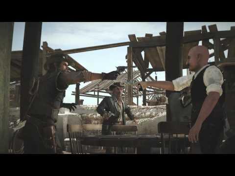 Ролик из игры Red Dead Redemption