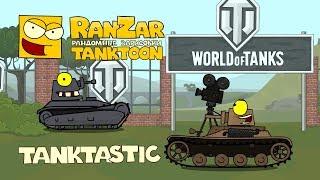 Tanktoon - Tanktastic