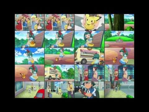 {Pokemon X and Y Series} Episode #819: Dedenne is Pichu and Pichu is Dedenne...!?