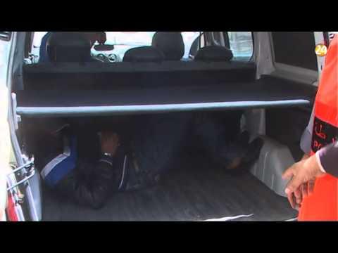 فيديو آخر لتمثيل جريمة السرقة