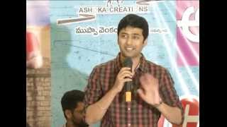 Ala-Ela-Movie-Sucess-Meet---Rahul-Ravindran--Vennela-Kishore