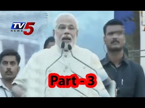 Narendra Modi makes victory speech in Vadodara Part - 3