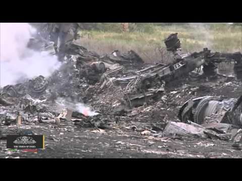 Downed Plane Could Alter Course Of Ukraine Fight - TOI