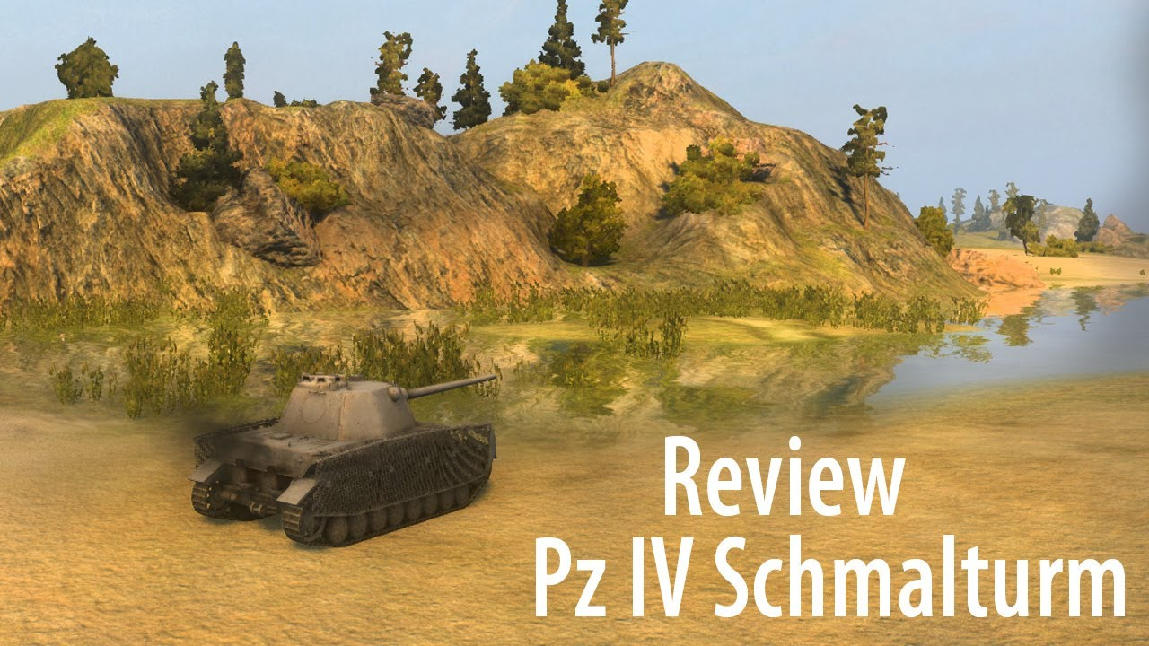 PzKpfw IV Sсhmalturm - он вернулся! - обзор с тестового сервера