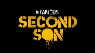 inFamous 3 Second Son - Official Reveal Trailer - PS4 Reveal Teaser [HD] (inFamous 3 PS4)