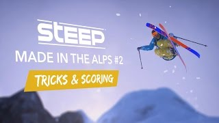 Steep - Made in the Alps #2 - Tricks