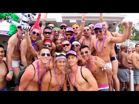 Winter Party Festival 2014 Promo - Powered by GAYSTAR