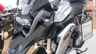 2014 Bmw R 1200 GS 2014 Al 2015 Video Review