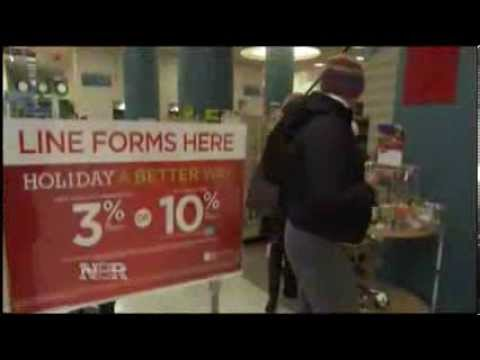 Nightly Business Report: Retail Stocks