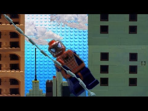 The amazing spider man 2 trailer in lego preview youtube - Lego the amazing spider man 3 ...