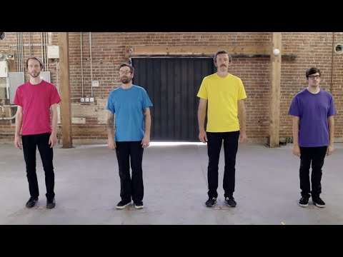 AJJ - Goodbye, Oh Goodbye (Official Video)