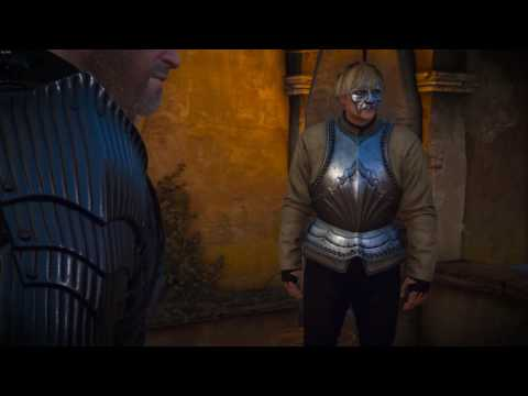 The Witcher 3 | Shot with GeForce GTX