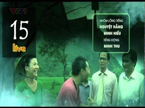 Làng Ma 10 Năm Sau Tập 15 - Live Trực tiếp VTV1 HD
