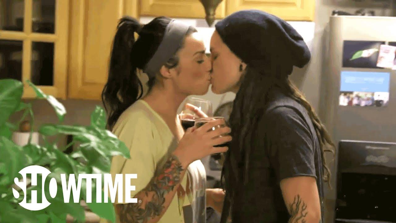 The lword season 3 kissing scenes 10