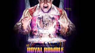 "WWE Royal Rumble 2012 Official Theme Song- ""Dark Horses"