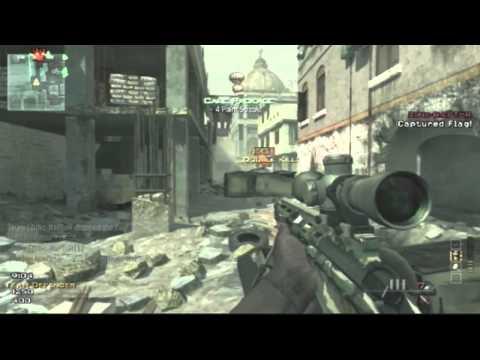 MW3: MSR Jumpshot Collateral