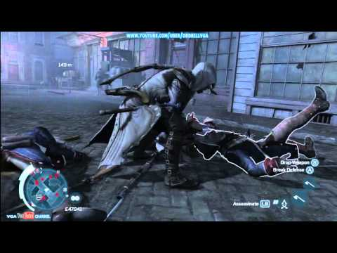 Assassins Creed 3 Kills Montage 3