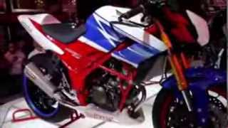 Nova Honda CG 150 Titan 2014 No Brasil