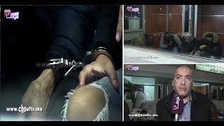 بالفيديو..المخدرات عنوان ليلة البوناني فكازا..شوفو شحال من واحد شدوه |